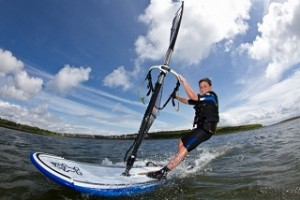 Rusheen Bay Windsurf - 15/07/2012